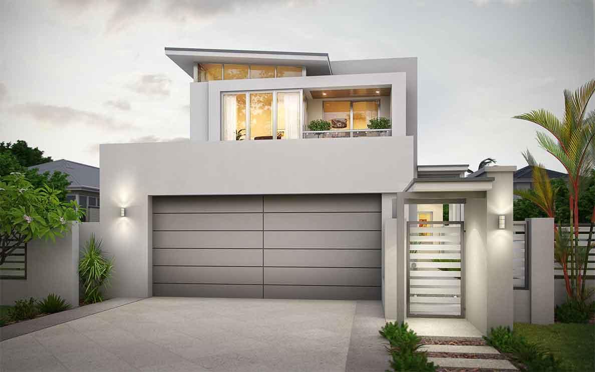 Terangi Bagian Depan Rumah Menggunakan Lampu Pagar Terbaru