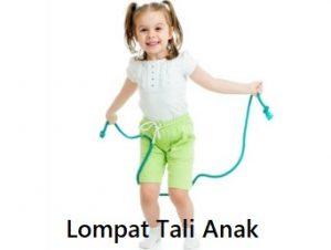 lompat tali anak