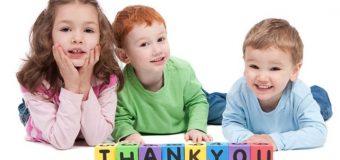 Yuk, Ajarkan Anak Untuk Selalu Bersyukur!