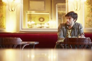 sendiri di kafe