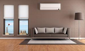 AC di ruangan