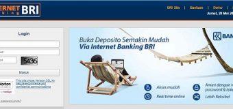 Persyaratan Internet Banking BRI Terbaru