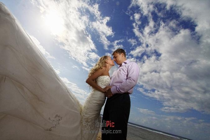 Pre Wedding Photo di Bali