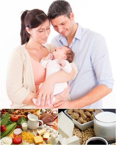 Meningkatkan Kesuburan dengan Makanan Tepat
