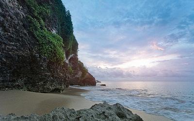 Pantai Tegal Wangi