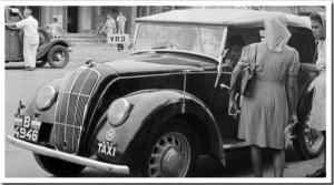 sejarah taksi