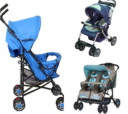 Tips Memilih Stoller Bayi / Kereta Dorong Bayi