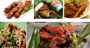 Ciri Khas Masakan Indonesia
