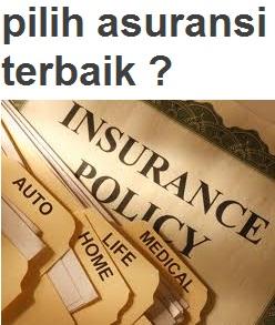 memilih asuransi terbaik