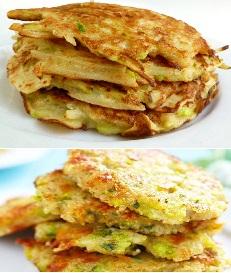 pancake sayuran