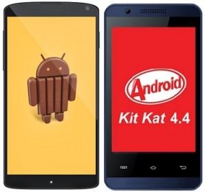 smartphone kitkat
