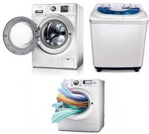 mesin cuci pakaian
