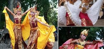 Beragam Tarian Khas Bali