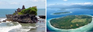 wisata lombok dan bali
