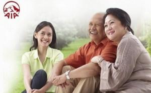 Asuransi Pensiun dari AIA