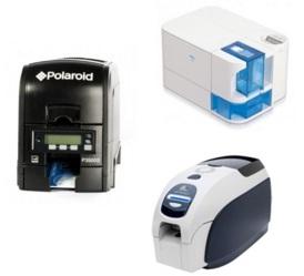 printer id card