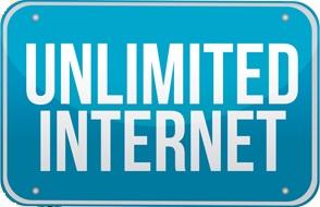paket internet unlimited