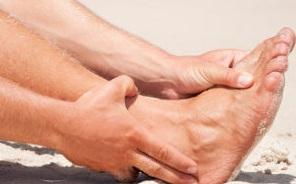 memijat kaki