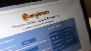 uang teman pinjaman online