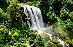 Segarnya Wisata Alam ke Curug Sewu