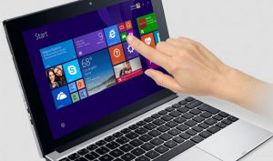 Produk Notebook Acer One 10