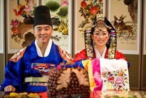 pernikahan korea selatan