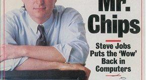 Majalah dengan Tanda Tangan Steve Jobs Akan Dilelang