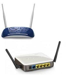 router dan modem