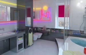 kamar mandi masa depan