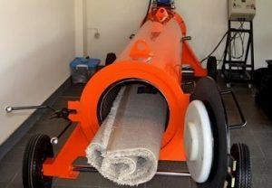 mesin cuci khusus karpet