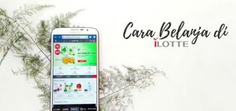 Cara Berbelanja Online Di Promo Lebaran Perlengkapan Kecantikan iLOTTE