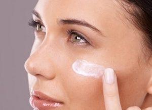sun cream wajah