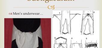 Telah Dipakai Sejak Ribuan Tahun Lalu, Ternyata Begini Asal – Usul Celana Dalam!