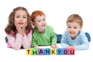 anak bersyukur