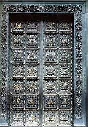 pintu perunggu
