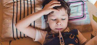 Anak Demam, Haruskah Langsung ke Dokter?